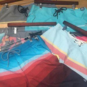 Bundle of Men's Boardshorts